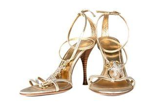 High heels one pair