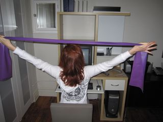 Theraband Posture Pictures 002
