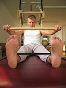Pilates Midtown Core Strength Backbone and Wingspan