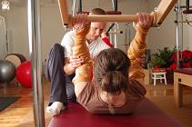 Pilates NYC Core Strength Trapeze Table
