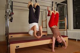 Core Strength Pilates NYC Backbone and Wingspan