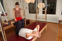 Pilates NYC Tim Driscoll Core Strength