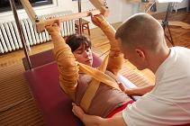 Pilates NYC Wrapping Core Transversus Abs