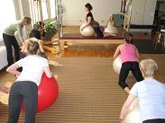 Cathy Ferrara Pilates NYC High Heel Clinic