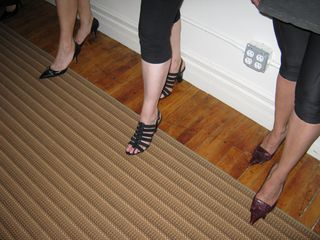 High Heels Foot Pain NYC Pilates