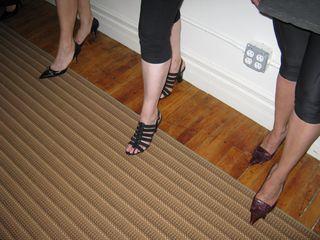 High Heels Foot Pain NYC Pilates