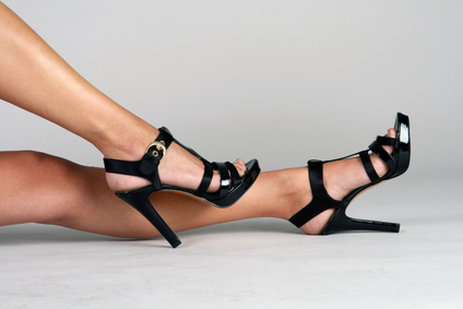 High Heel Fashion Relief of Foot Pain