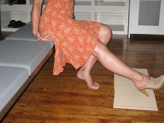 High Heel Pain Relief Pilates NYC