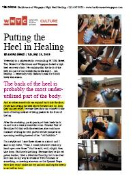Tim Driscoll-High Heel Healing-Author-Foot Pain Expert