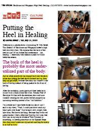 Tim Driscoll-High Heel Healing-Author-Foot Pain Expert