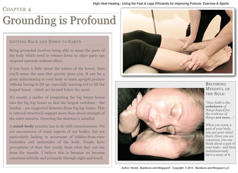 Grounding is Profound - Foot Function - High Heel Healing