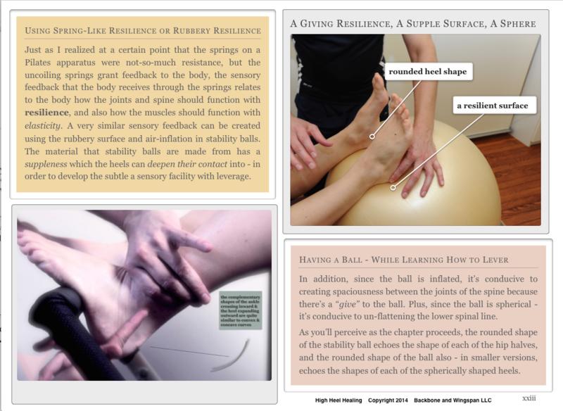 Stability ball exercises - Pilates reformer exercises